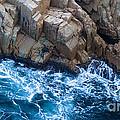 Sea Rocks by Frank Tschakert