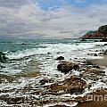 Sea Shore by Jelena Jovanovic