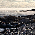 Sea-smoke At Schoodic by Brent L Ander