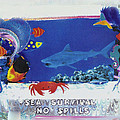 Sea Survival No Spills by Mary Ann  Leitch