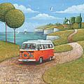 Sea Van Variant 1 by MGL Meiklejohn Graphics Licensing