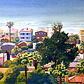 Sea View Del Mar by Mary Helmreich