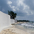 Sea Wall by Terry Weaver