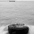 Sea Wave by Jez C Self