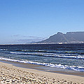 Sea With Table Mountain by Panoramic Images