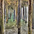 Seacliff Pier 2 by SC Heffner