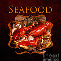 Seafood Gallery by Iris Richardson