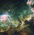 Seagull Nebula by Adam Romanowicz