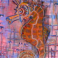 Seahorse Sandy by L Cecka