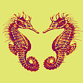 Seahorses In Love by Jane Schnetlage