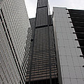 Sears Between Two Buildings by Carolyn Stagger Cokley