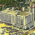 Sears Roebuck And Co. In Memphis Tn In 1941 by Dwight Goss