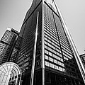 Sears Willis Tower Chicago Black And White Picture by Paul Velgos