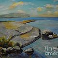 Seascape From Hamina 1 by Raija Merila