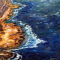 Seascape Series 5 by Uma Krishnamoorthy