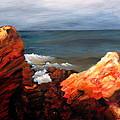 Seascape Series 6 by Uma Krishnamoorthy