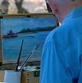 Seaside Artist by Caroline Stella