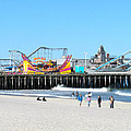 Seaside Casino Pier by Neal Appel