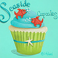 Seaside Cupcakes by Catherine Holman