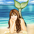 Seaside Daydreams by Tricia Shanabruch