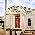 Seaside Post Office by Scott Pellegrin
