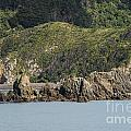 Seaside Rocks by Bob Phillips