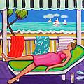 Seaside Siesta by Rebecca Korpita
