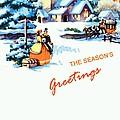 Season Greetings by Munir Alawi