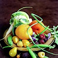 Seasonal Fruit And Vegetables by Romulo Yanes
