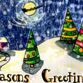 Seasons Greetings by Jame Hayes