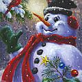 Seasons Greetings by Richard De Wolfe