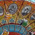 Seaswings At Santa Cruz Beach Boardwalk California 5d23906 by Wingsdomain Art and Photography