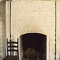 Seat By The Hearth by Margie Hurwich