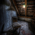 Seat In Darkenss by Nathan Wright