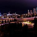 Seattle Bend by Chad Dutson