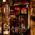 Seattle Cigar Shop by David Patterson