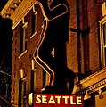Seattle Coffee Works by Benjamin Yeager