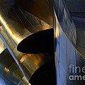 Seattle Emp Building 1 by Bob Christopher