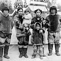 Seattle Eskimo Family by Granger