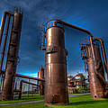 Seattle Gas Works Park by Puget  Exposure