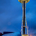 Seattle Impressions by Wade Brooks