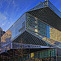 Seattle Library by Inge Johnsson