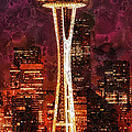 Seattle by Mo T