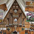 Seattle Organ  by Jenny Setchell