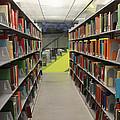 Seattle Public Library by Adrienne Franklin