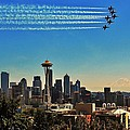 Seattle Seafair by Benjamin Yeager