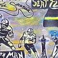 Seattle Seahawks 3 by Tony B Conscious