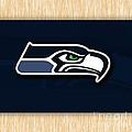 Seattle Seahawks by Marvin Blaine