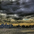 Seattle Skyline by David Patterson