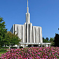 Seattle Temple by Shanna Hyatt